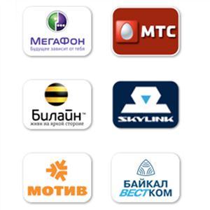 Операторы сотовой связи Пижанки